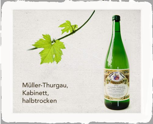 müller-thurgau-wein