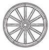 http://www.dreamstime.com/royalty-free-stock-photo-old-wooden-wheel-wagon-image34102005